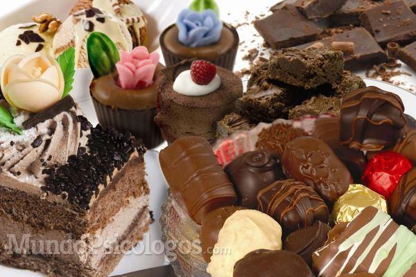 Ansiedad por comer... ¡dulces!