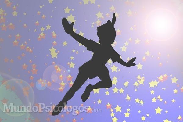 Síndrome de Peter Pan. El niño que se niega a crecer