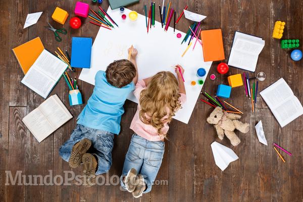 Los cinco primeros años de vida de los niños, vitales para forjar su autoestima