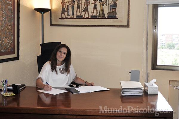Lourdes Garoz, directora del centro.
