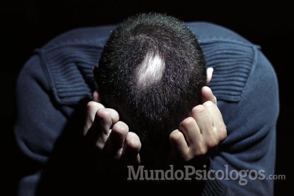 Estrés y caída de cabello