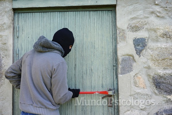 ¿Qué problemas psicológicos pueden provocar los robos en viviendas?