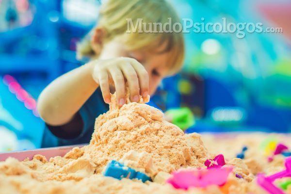 La terapia de la caja de arena: ¿en qué consiste?