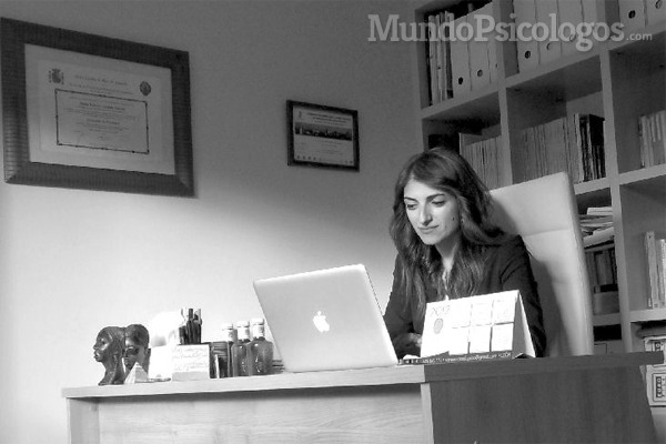 Vanesa Casado, psicóloga y coach.