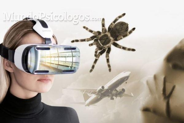 La realidad virtual en terapia
