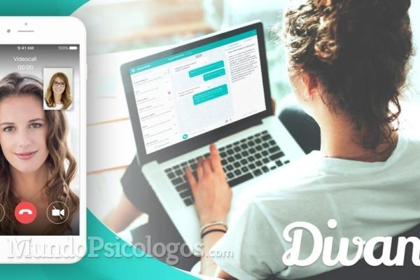 Divan, una aplicación útil y segura para hacer terapia online