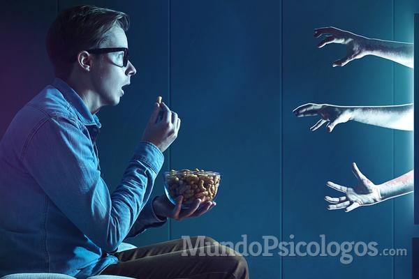 Ver películas de terror nos revive malas experiencias y cambia el cerebro