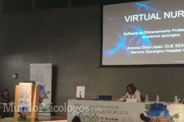 Presentado el proyecto Virtual Nurse, en el que colaboramos como asesores