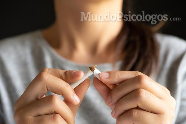 Voy a dejar de fumar... Voy a hacerlo, ¿verdad?