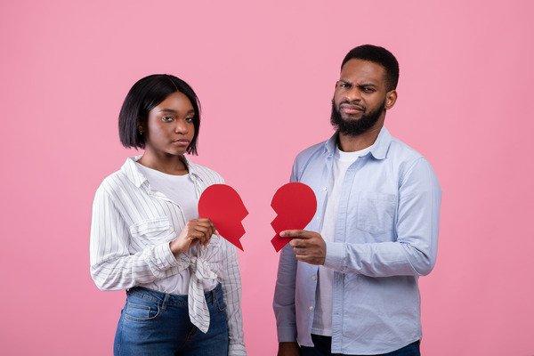 Señales de que se ha terminado una relación amorosa