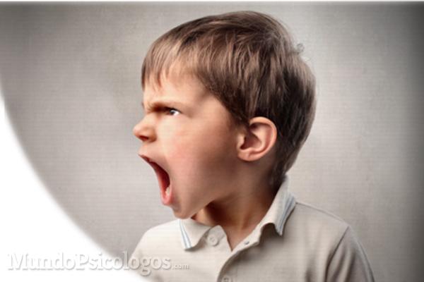 La intervención de los padres es fundamental para corregir la agresividad desmedida que pueden mostrar algunos niños. Foto de Psicóloga Vanessa Sanz.