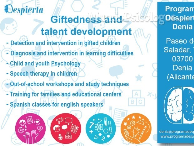 GIFTEDNESS DENIA