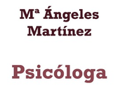 M.angeles Martinez  Psicologa